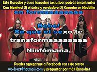 Ninfómana - Karaoke Rayo y Toby ft Ñengo Flow Manfred Dj.mp4