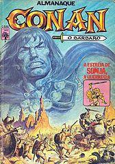 Almanaque Conan - 1a Série  # 02.cbr