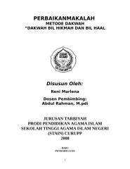 Dakwah BILHIKMAH & BILHAL.doc