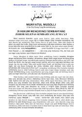 26 hukum mengiringi sembahyang zohor selepas sembahyang juma'at.pdf