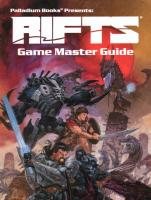 Rifts - Game Master Guide.pdf
