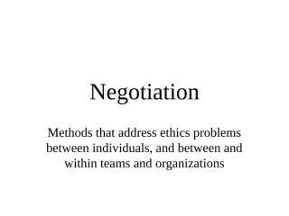 Negotiation presentation for website.ppt