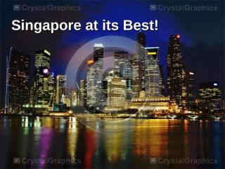 Singapore at its Best!.pptx