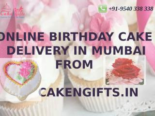 Online Kids Birthday cake and flower delivery in Mumbai.pptx