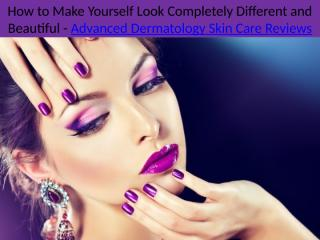 How to Make Yourself Look Completely Different and Beautiful.pptx