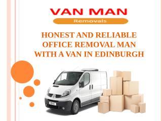 Man with a van Edinburgh.pptx