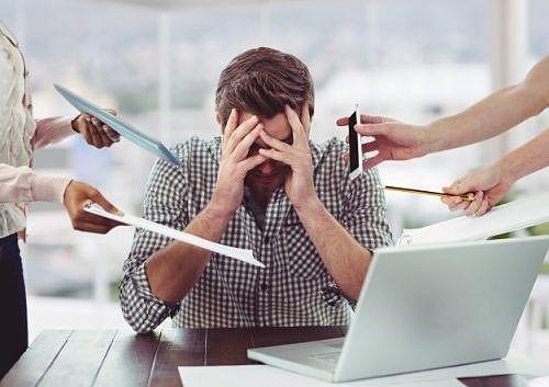 Depresi Kerja Mengancam Karyawan - RS Awal Bros
